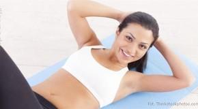 Zajęcia fitness dla osób o słabej kondycji