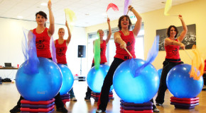 Nowy trend fitness – Drums Alive