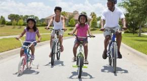 Aktywność fizyczna w rodzinie