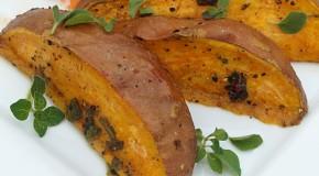 Słodkie ziemniaki czyli bataty