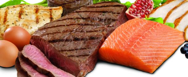 Źródła białka w pożywieniu