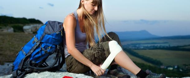 4 najczęstsze urazy sportowe u kobiet