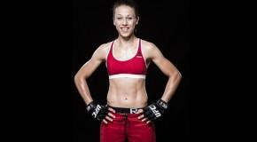 Mistrzyni Świata UFC, Joanna Jędrzejczyk  została ambasadorką marki Reebok