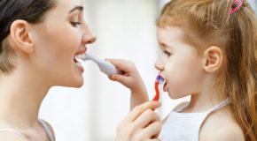 Ekstrakcja zęba mlecznego i stałego