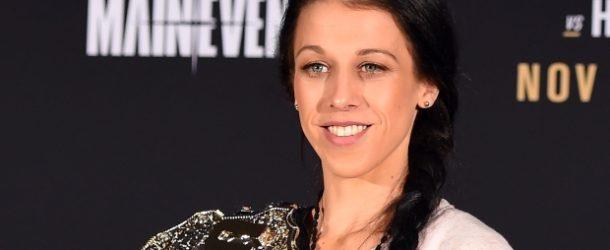 Joanna Jędrzejczyk – Mistrzyni UFC z Polski