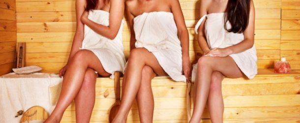 Po treningu skorzystaj z sauny