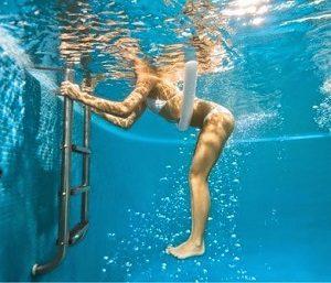 aerobik wodny to samo zdrowie