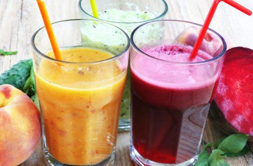 Korzyści z picia soków