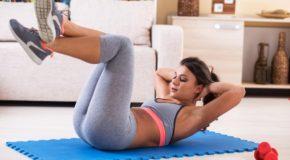 Trening w domu – jak i co ćwiczyć?