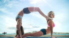 Joga jako suplementacja treningu siłowego