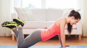 Czy ćwiczenia w domu przynoszą pozytywne efekty?
