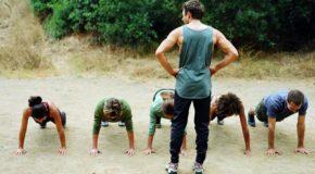 Military workout czyli trening w stylu komandosa