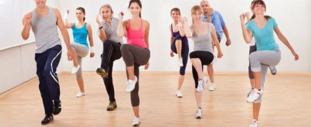 Dlaczego warto trenować aerobik?