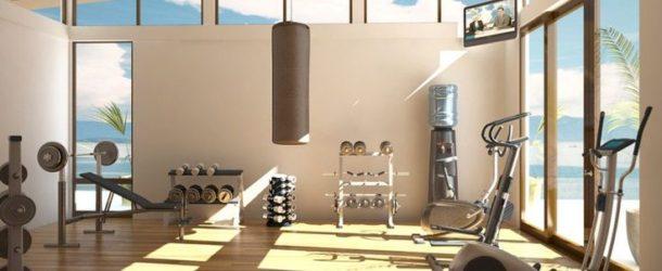 Budowa domowej siłowni