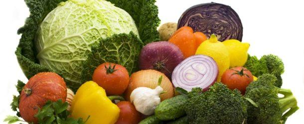 Sprawdź kaloryczność warzyw
