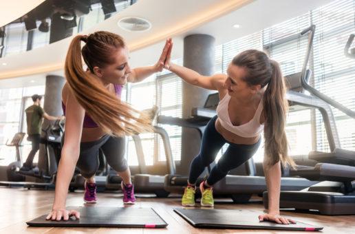 Trening dla początkujących na spalanie tłuszczu