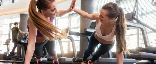 W jaki sposób zmobilizować się do treningu?