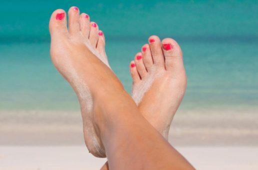 Patenty na piękne stopy